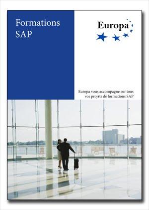 Catalogue formation SAP